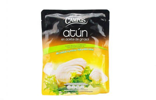 Atún Campos bolsa 500g