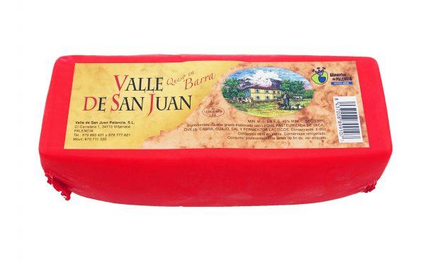 Barra Edam Valle San Juan