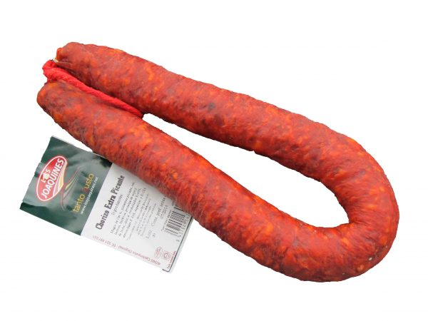 Chorizo extra picante