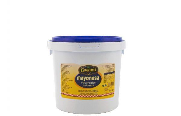 Mayonesa cubo 4 kg