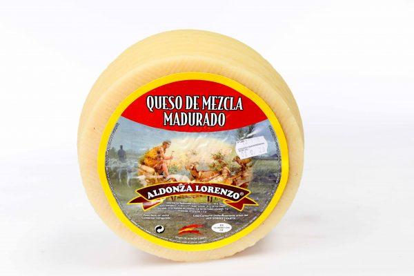 Formatge madurat Aldonza, €/kg