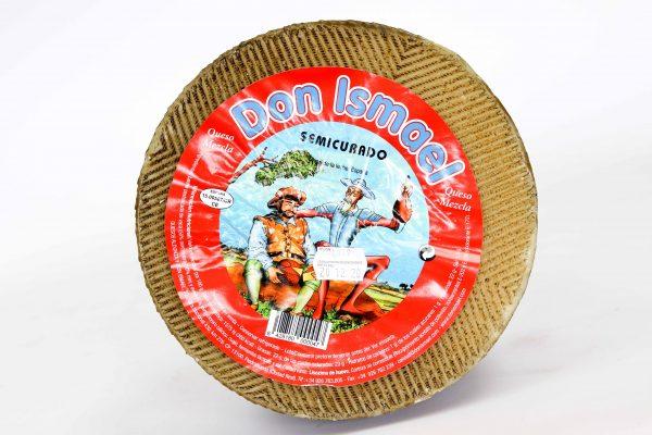Formatge semi-curat Don Ismael, €/kg