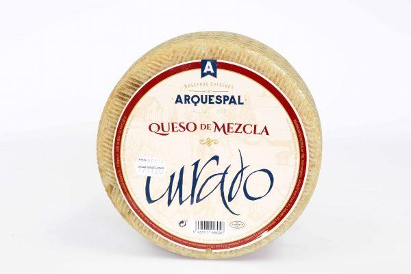 Formatge curat Arquespal, €/kg