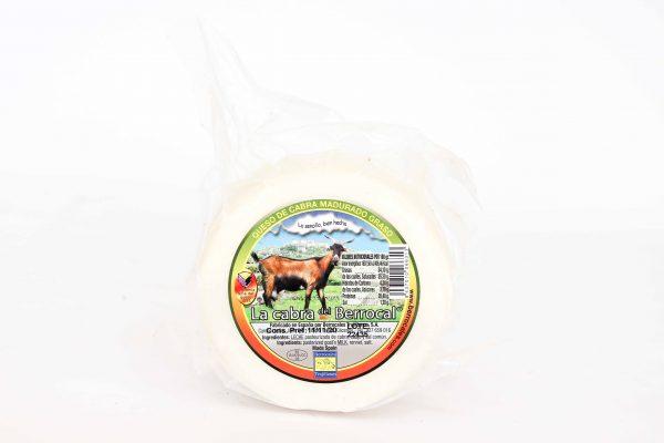 Formatge de cabra Berrocal, €/kg