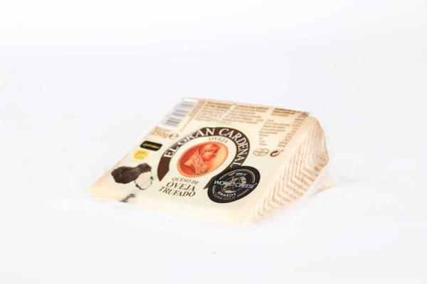 Tascó de formatge d'ovella trufat (porció)