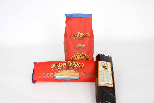 Pasta artesanal Giuseppe Ferro